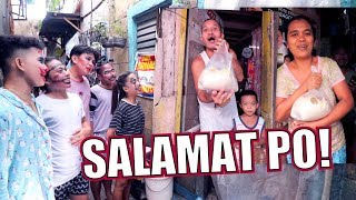 NAG TRICK OR TREAT ANG MGA BAYUT ( HAPPY HOLLOWEEN!)
