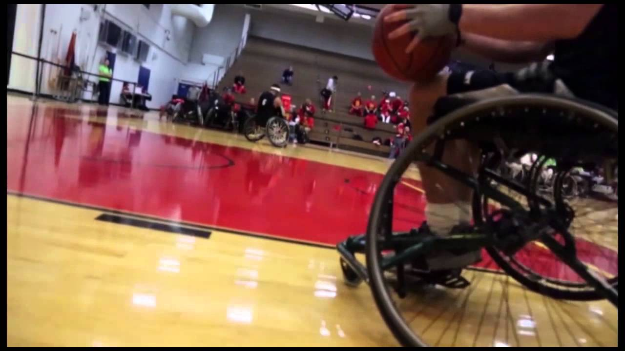 Wheelchair Volleyball Homemade Fishing Chair Team Army Competes In Sitting And Basketball At Warrior Games 2014
