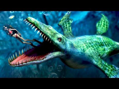 Prehistoric JAWS! - Ultimate Ocean Predator 2016