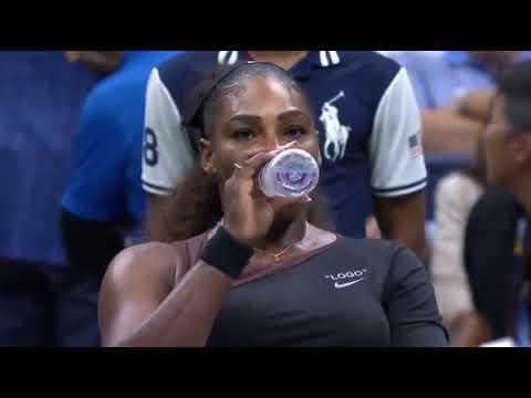 Tennis-i.com Поведение Серены Уильямс в финале US Open-2018