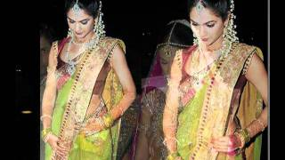 Snehareddy(Allu Arjun Wife) Jewellery at Their Wedding and Engagement Event