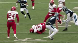 Maine Football vs Jacksonville State Highlights