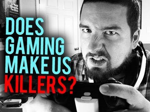 Does Gaming Make Us Killers? (Norway Killer)