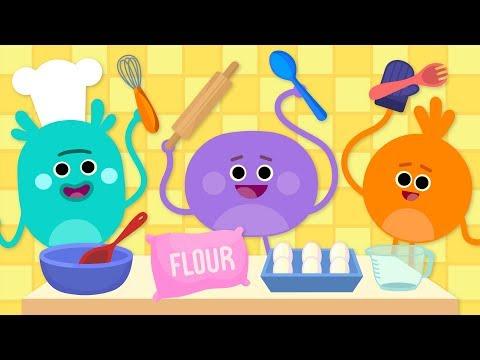 The Bumble Nums Cooking Marathon | Cartoons For Kids