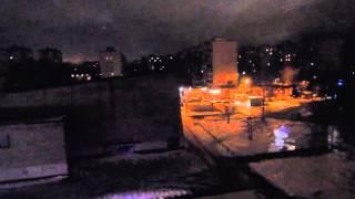Тест Nikon Coolpix AW130 ночь