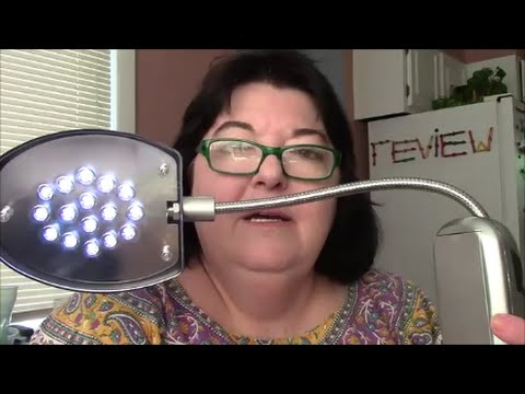 Unboxing and Review of the Cordless Trademark Global LED Portable Lamp Stand