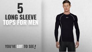 Top 10 Long Sleeve Tops For Men [2018]: Under Armour Men
