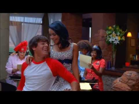 High School Musical 2 - You're The Music In Me HD !!