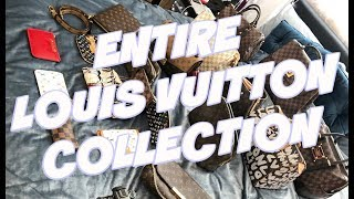 ENTIRE LOUIS VUITTON COLLECTION | 2018