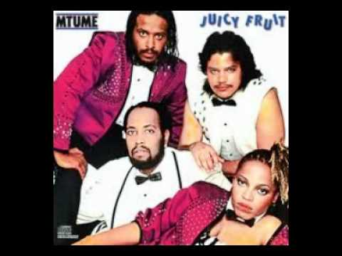 Mtume-Juicy Fruit Chopped and Screwed