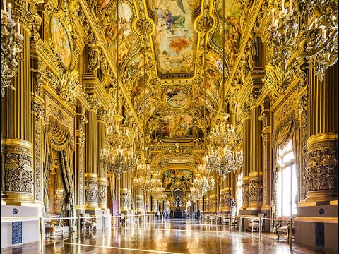 Palais Garnier, Opera House In Paris, France - Best Travel Destination