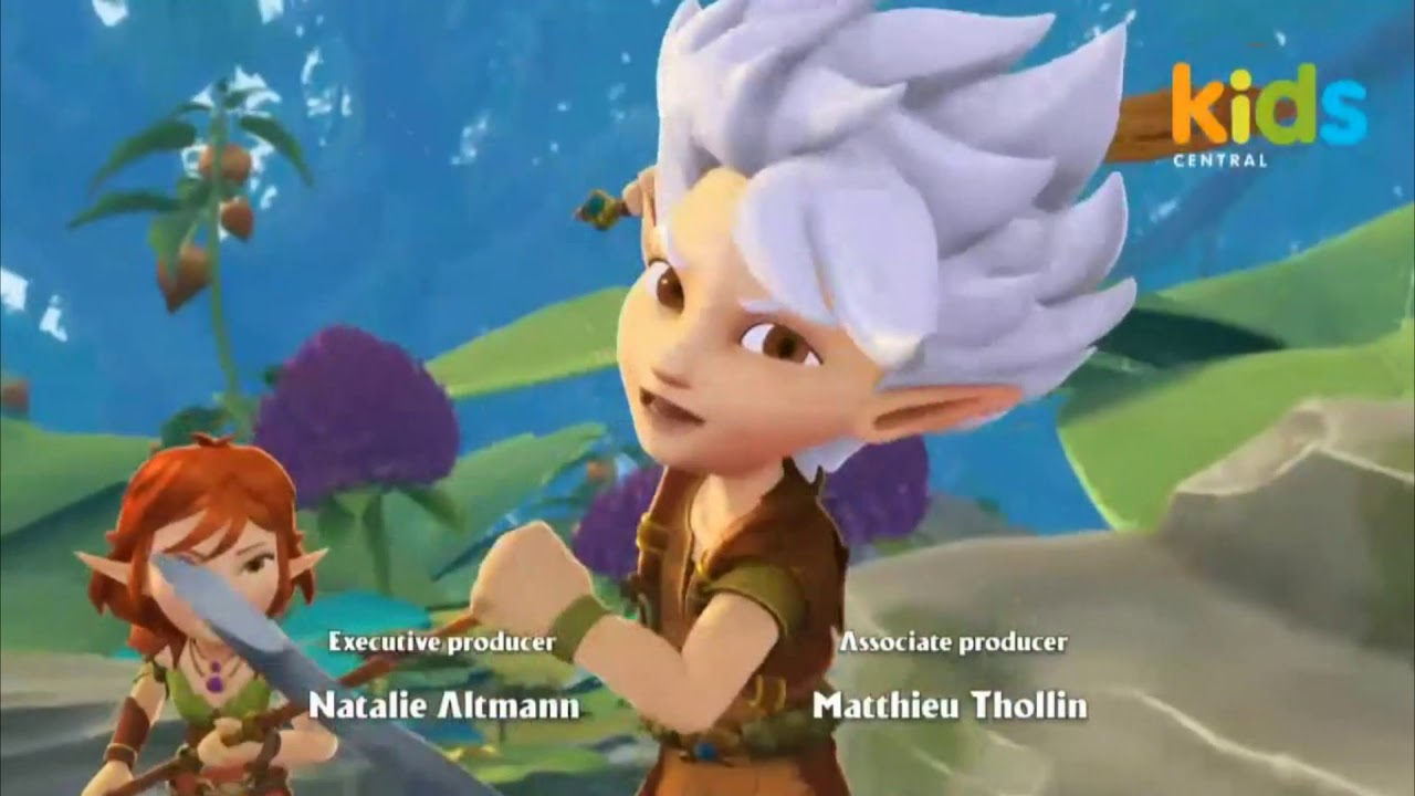 Arthur And The Minimoys The Series English Opening Youtube