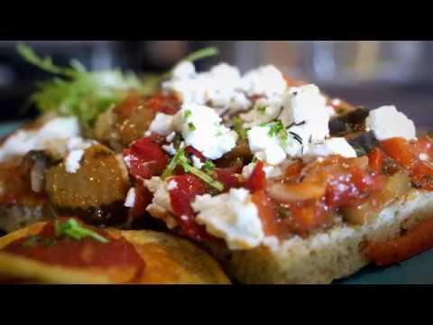 Fano Mediterraanse Bruschetta's door Croissanterie L'Europe