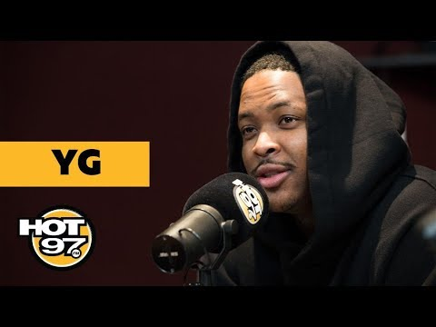 Download YG Opens Up On Nipsey Hussle, Joint Project & 'Stop Snitchin' Video Response
