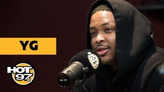 YG Opens Up On Nipsey Hussle, Joint Project &