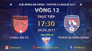 Dong Tam Long An vs Than Quang Ninh full match
