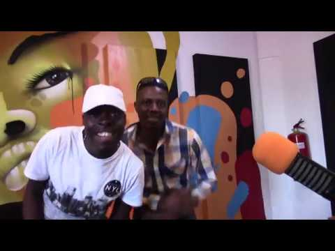 MSHOZA #AYINACHORUS SMU FM PRESENTERS CHALLENGE WITH PERCY SLEASH SA #1