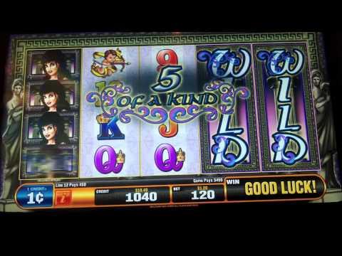 Bally - Venus Slot - Harrah's Racetrack and Casino - Chester, PA
