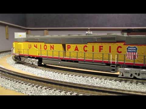 MTH O-Scale DDA40X Diesel Engine