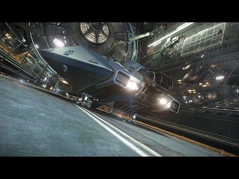#5 Elite: Dangerous Back In The Verse 28/11/2015