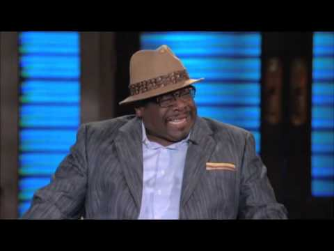 Cedric the Entertainer at Lopez Tonight