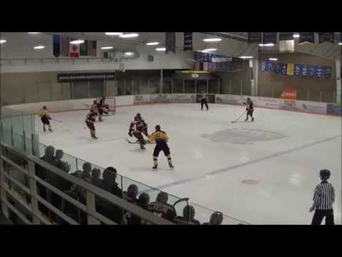 BWC Hockey Academy vs Edge School (Entire Game) - Nov 2nd, 2014
