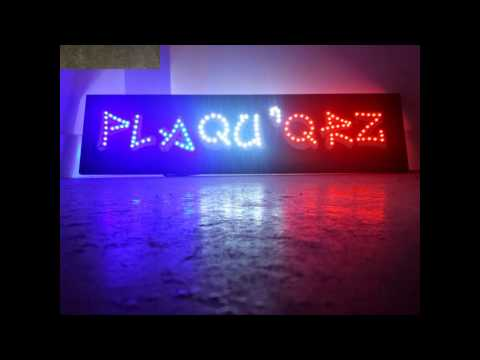 plaque leds doovi. Black Bedroom Furniture Sets. Home Design Ideas