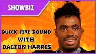 X Factor's Dalton Harris reveals his favourite chat-up lines