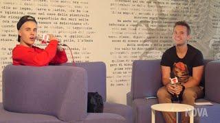 Justin Bieber radio interview with Smallzy on Nova 96.9 in Sydney, Australia - September 29, 2015