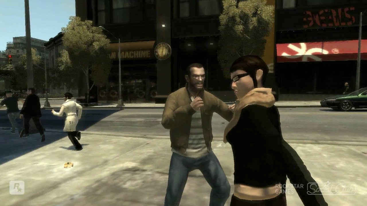 Gta 4 rencontre love meet