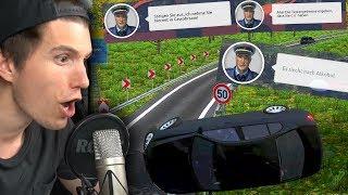 DIESER TYP HAT DOCH GESOFFEN! | AUTOBAHN-POLIZEI SIMULATOR