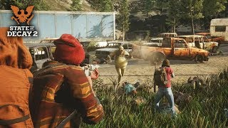 State of Decay 2 - CONFIRMED RELEASE DATE! New Gameplay Reveal! Early Access on PC and Xbox One!