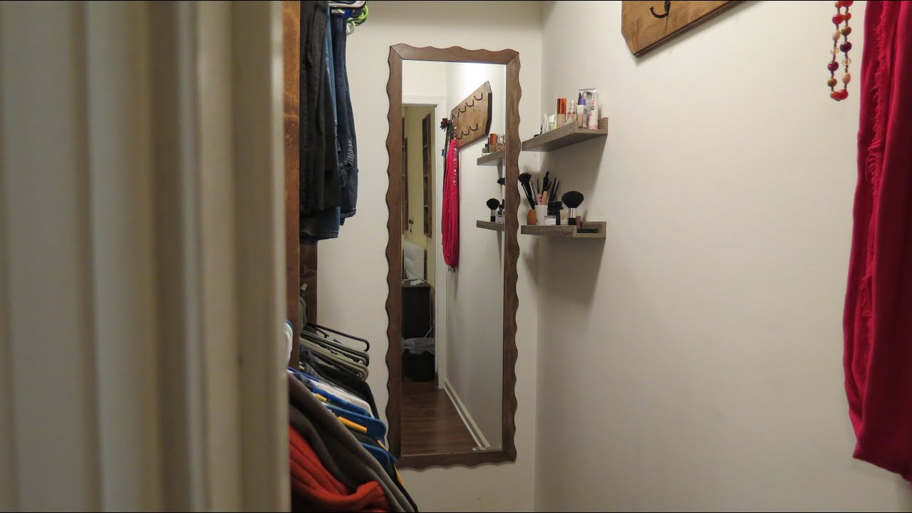 Cheap Full Hight Closet Mirror For $24