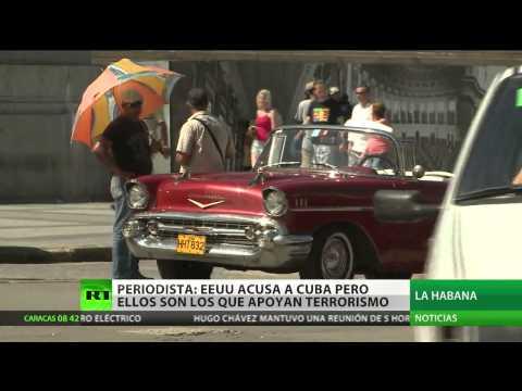EE.UU. no eliminará a Cuba de la lista de países terroristas