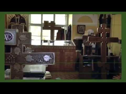 Деревянные кресты на могилу (Православная мастерская Воздвижение)