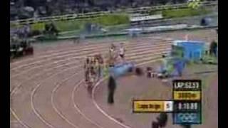 Athens 5000 Meter Final
