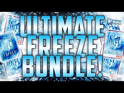 Madden Mobile Christmas Promo.Ultimate Freeze Bundle Madden Mobile Christmas Promo Bundle Opening