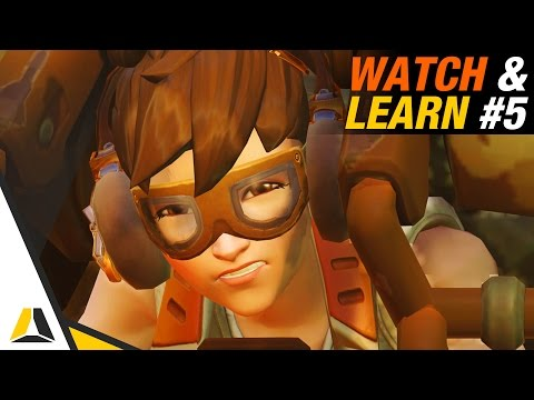 WATCH & LEARN #5 (avec Yob) - D.VA, PS4 & PC... - OVERWATCH