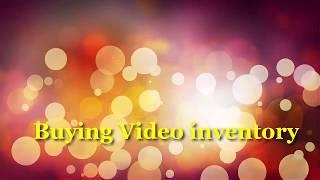 Buying digital video - VAST, VPAID, IBV