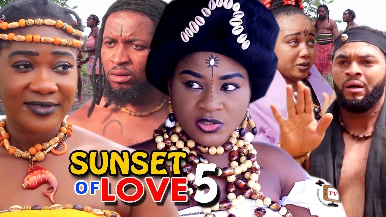 sunset movies nigerian nollywood part mercy johnson latest netnaija parts season comedy
