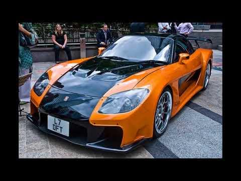 Топ 6 авто из третьей части форсаж Токийский дрифт