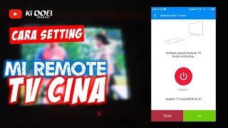 Cara SETTING MI REMOTE pada TV cina screenshot 4
