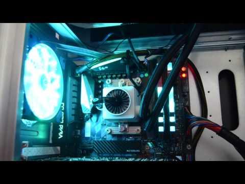 M] BIOSTAR RACING X370GT7 AM4 Motherboard Review