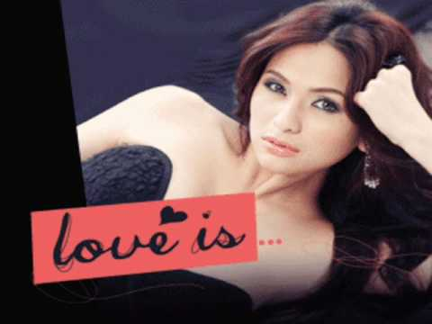 Jennylyn Mercado - If love is blind with lyrics