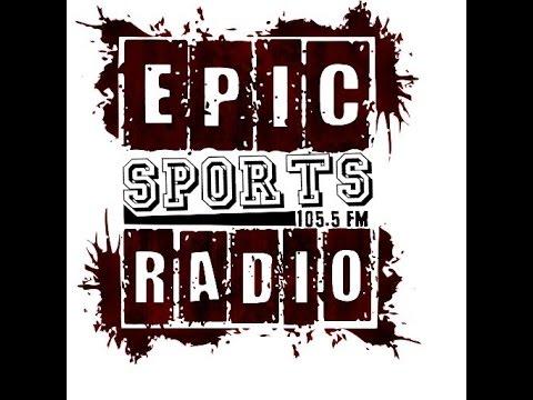 Epic Sports Radio LIVE!- American Swimmer Scandal