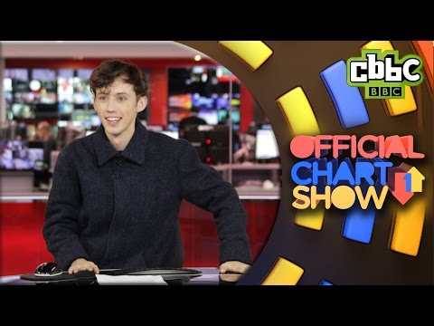 Troye Sivan's funny news bloopers and more! - CBBC Official Chart Show