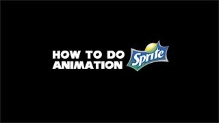 HOW to make a sprite animation