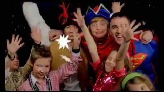 Детский хор Великан - Новый год Клип с Иванушки-International