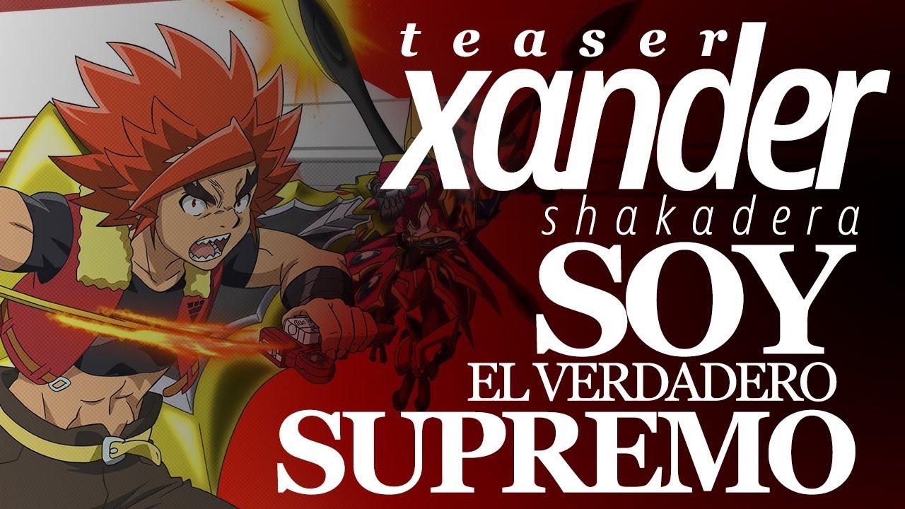 Xander Shakadera ⚔️ Soy el verdadero Supremo
