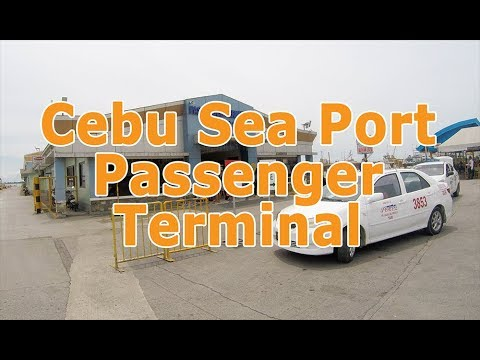⛴ 🚤  Cebu Seaport to Tubigon Seaport, Bohol - Fastcraft ⚓ 💕